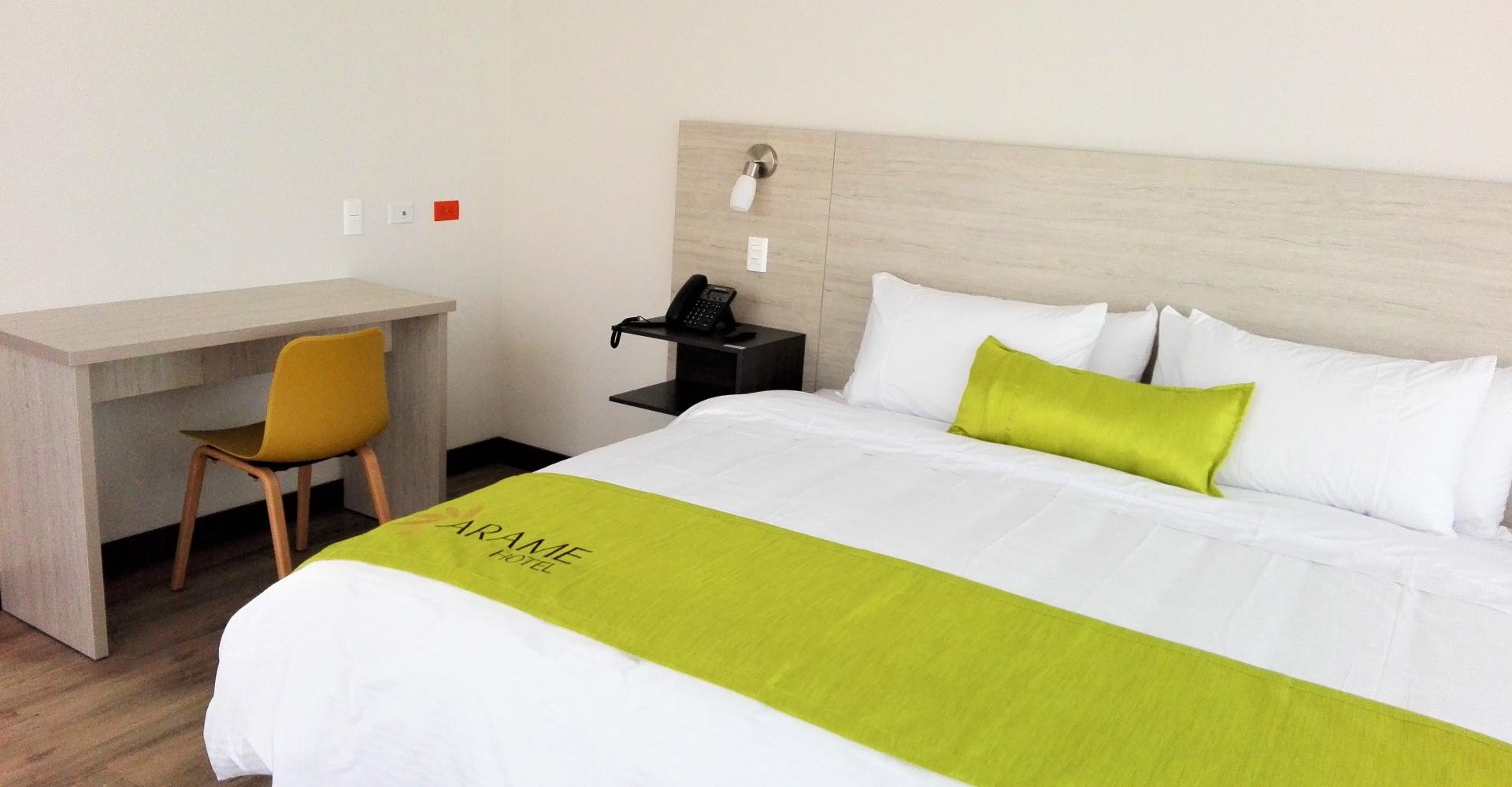 P 2 Habitaciones Hotel Arame