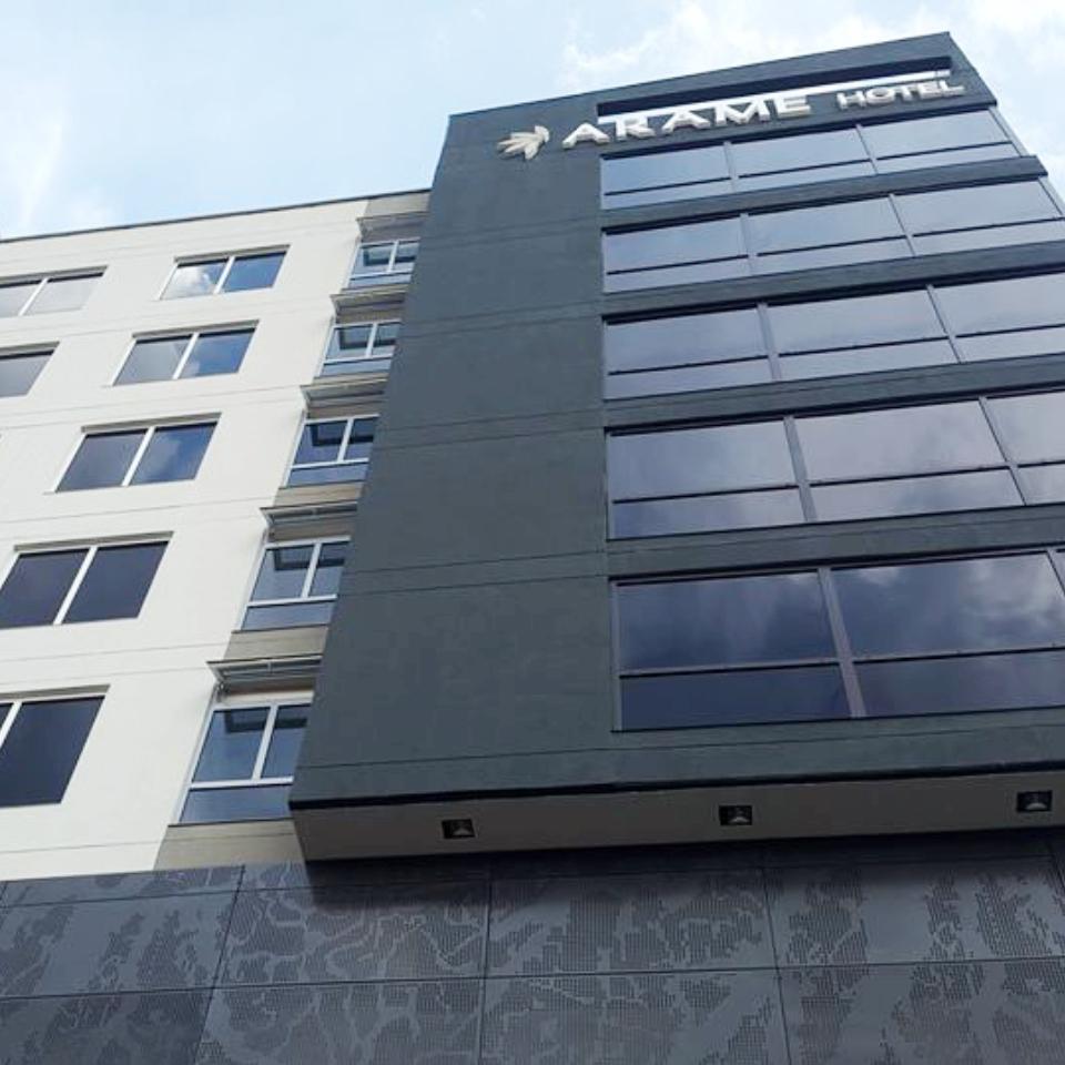 P 3 Galeria Hotel Arame