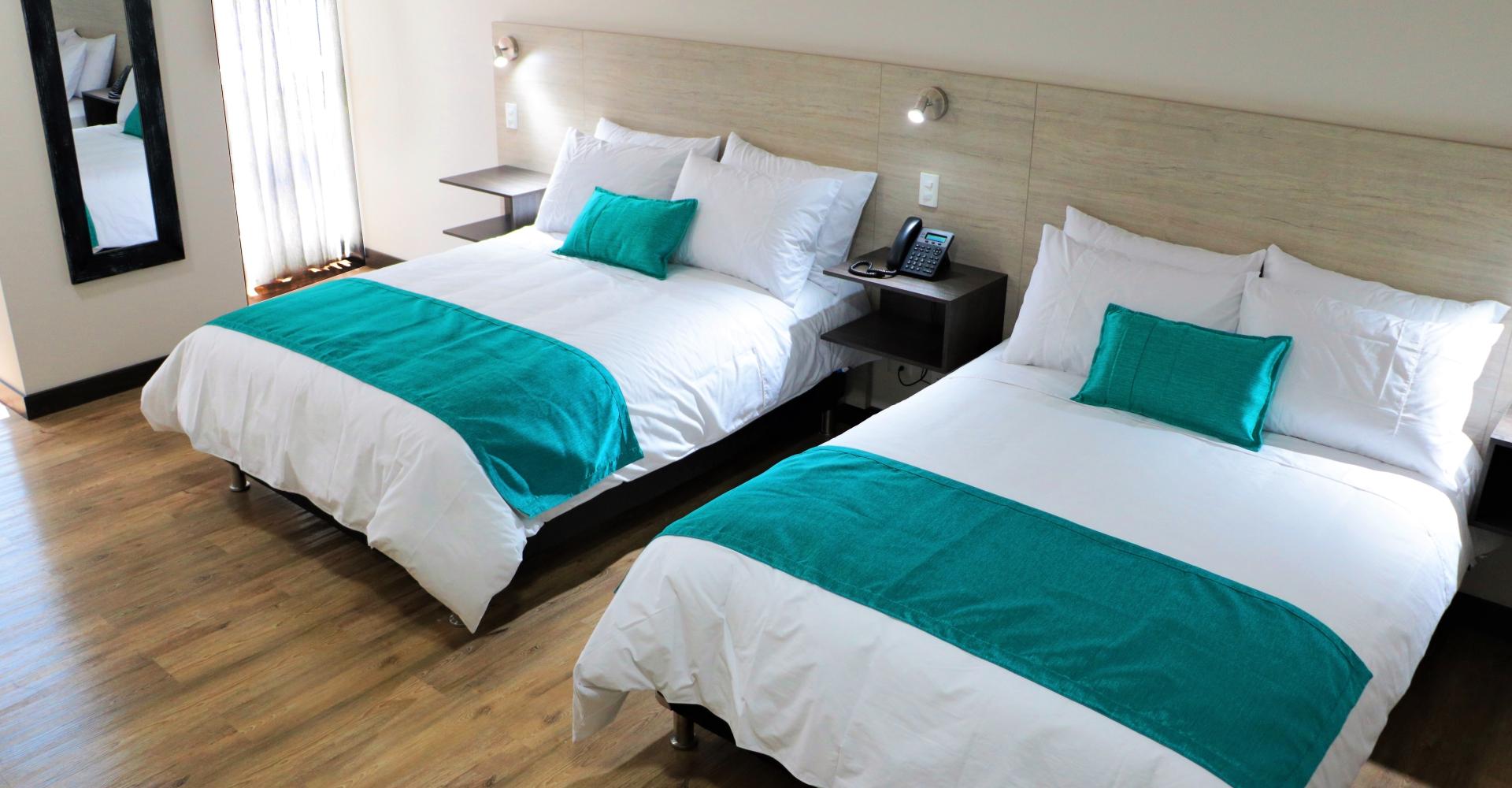 P 3 Habitaciones Hotel Arame