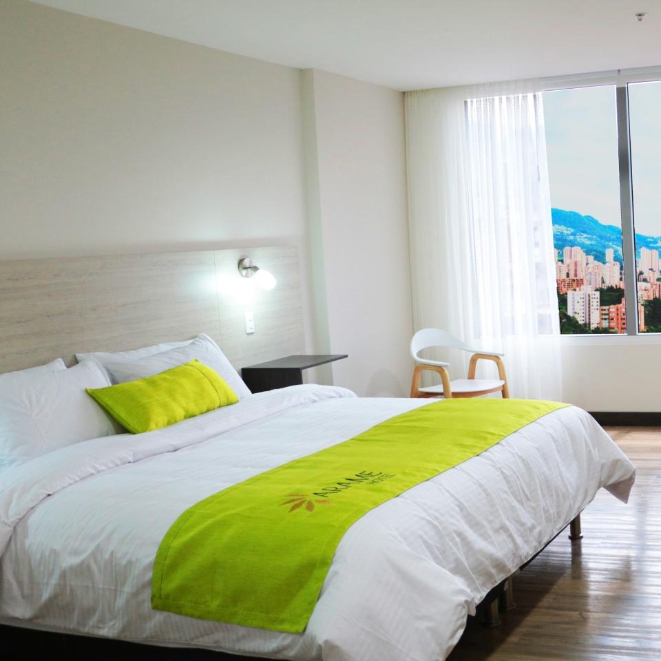 P 6 Galeria Hotel Arame