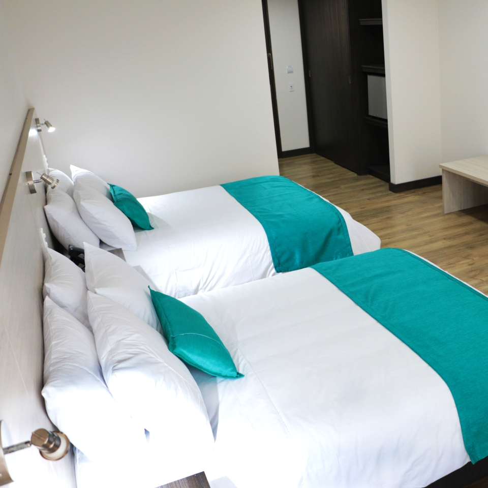 P 7 Galeria Hotel Arame