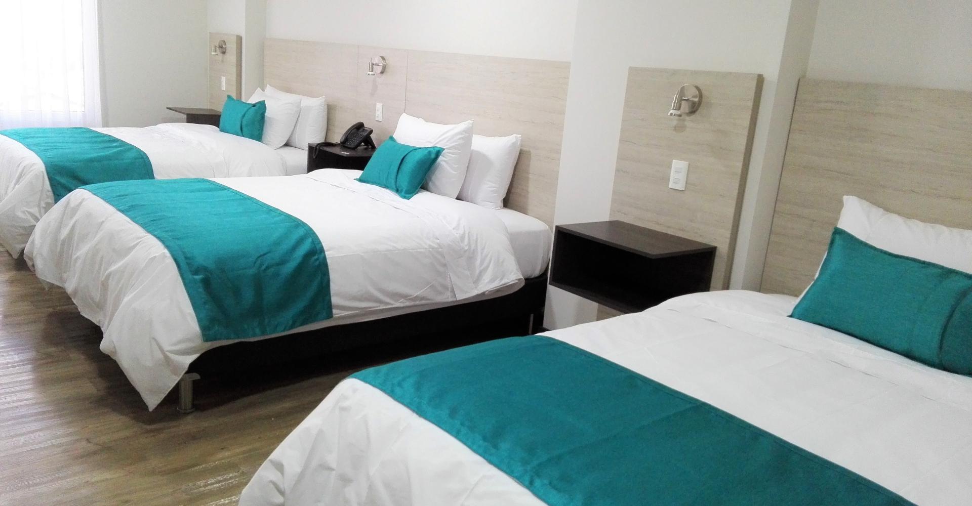 P 7 Habitaciones Hotel Arame