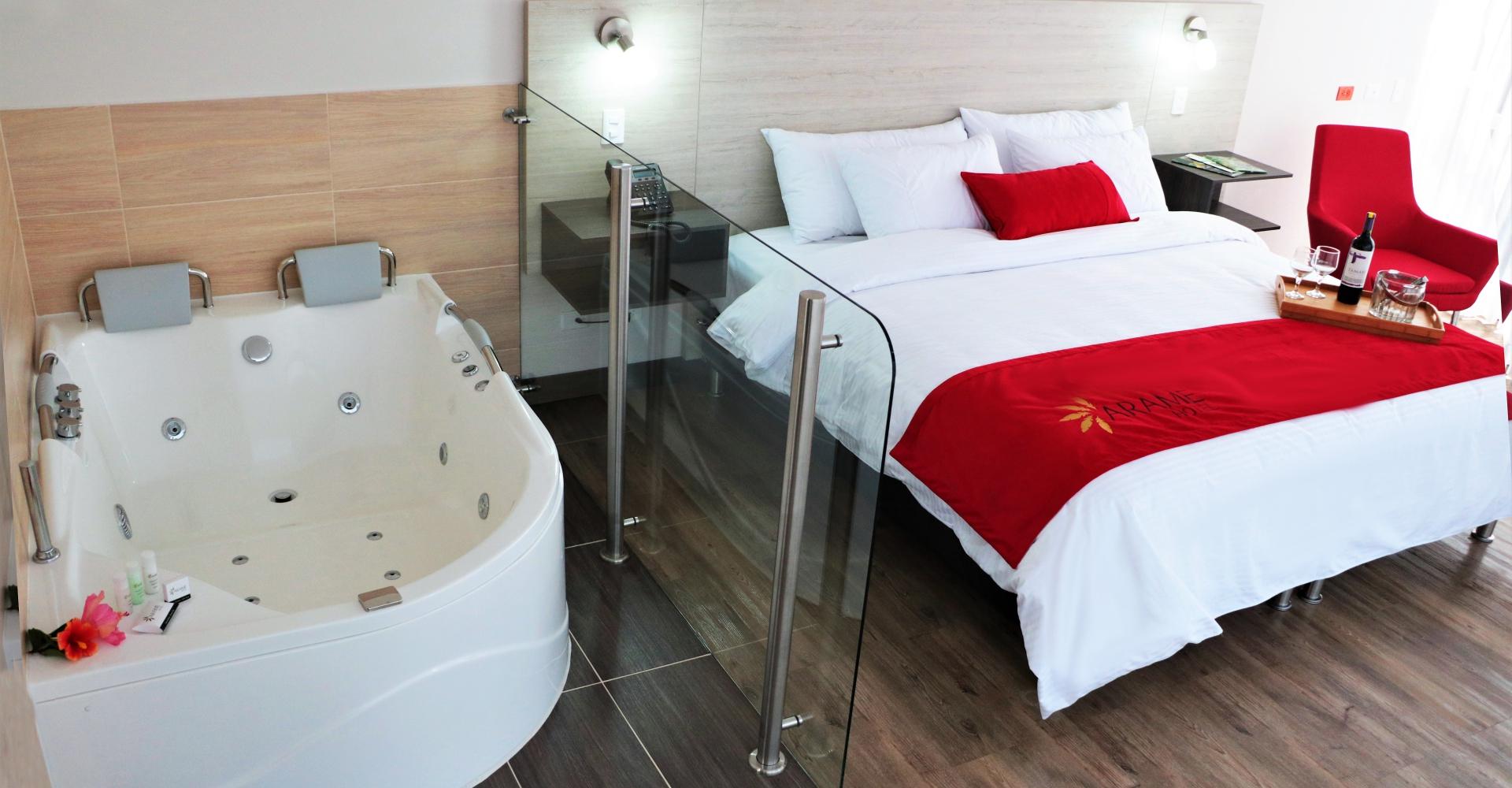P 8 Habitaciones Hotel Arame
