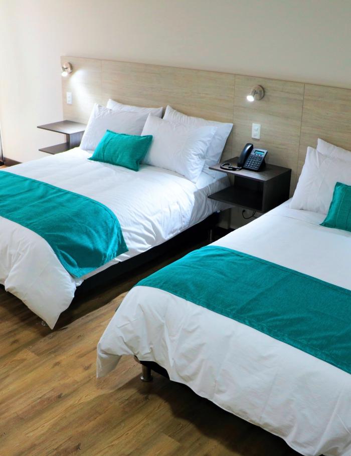 P 1 Landing Hotel Arame