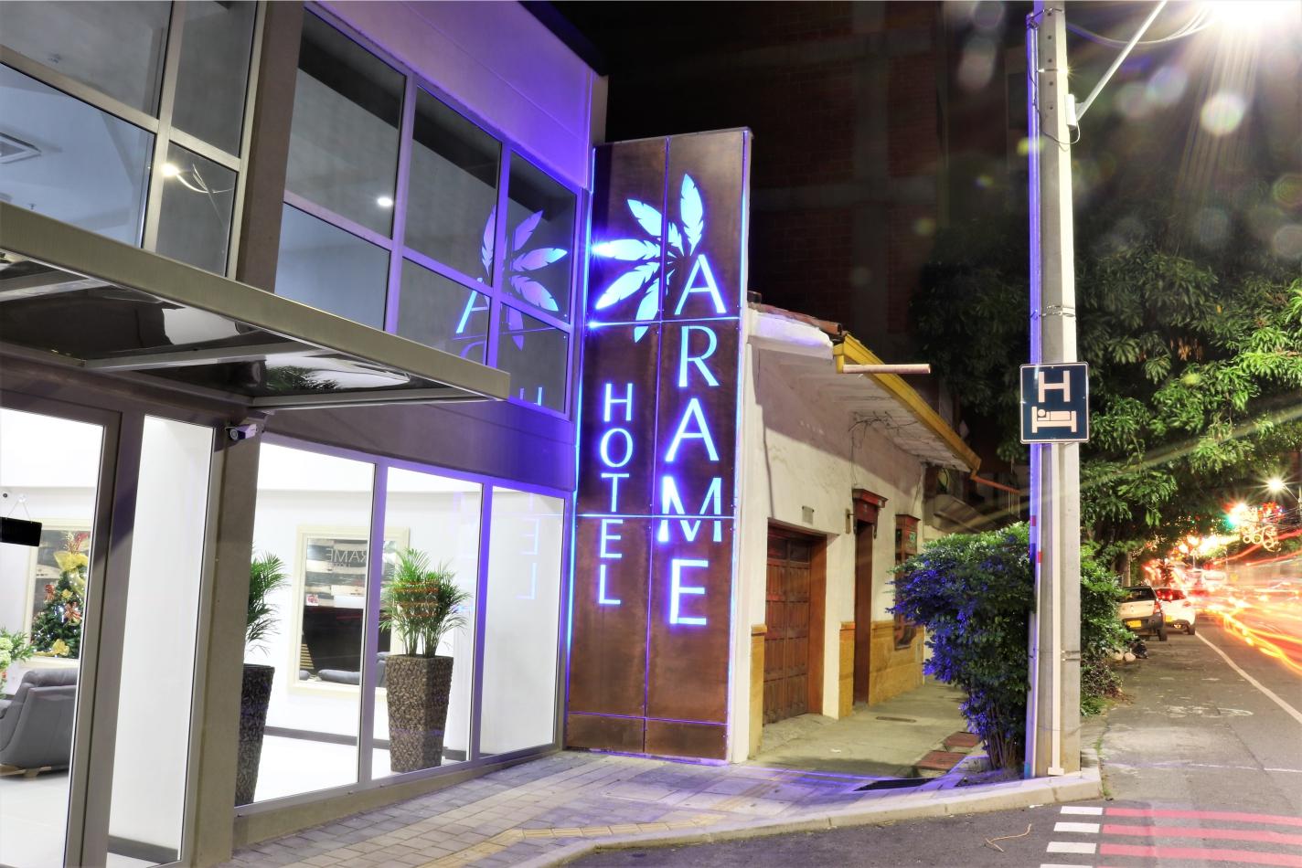 IM 21 Galeria Hotel Arame